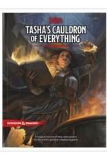 Wizards of the Coast Tasha's Cauldron of Everything (Sourcebook, Standard Edition)