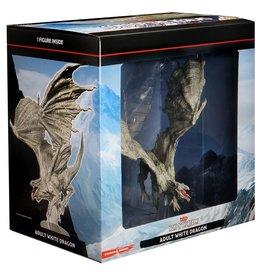 WizKids Adult White Dragon Premium Figure