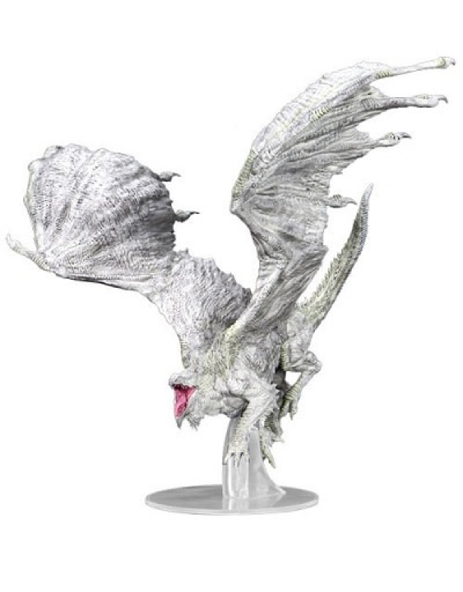 WizKids Icons of the Realms (Adult White Dragon Premium Figure)