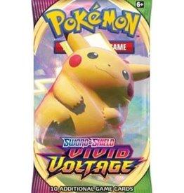 Vivid Voltage Booster Pack