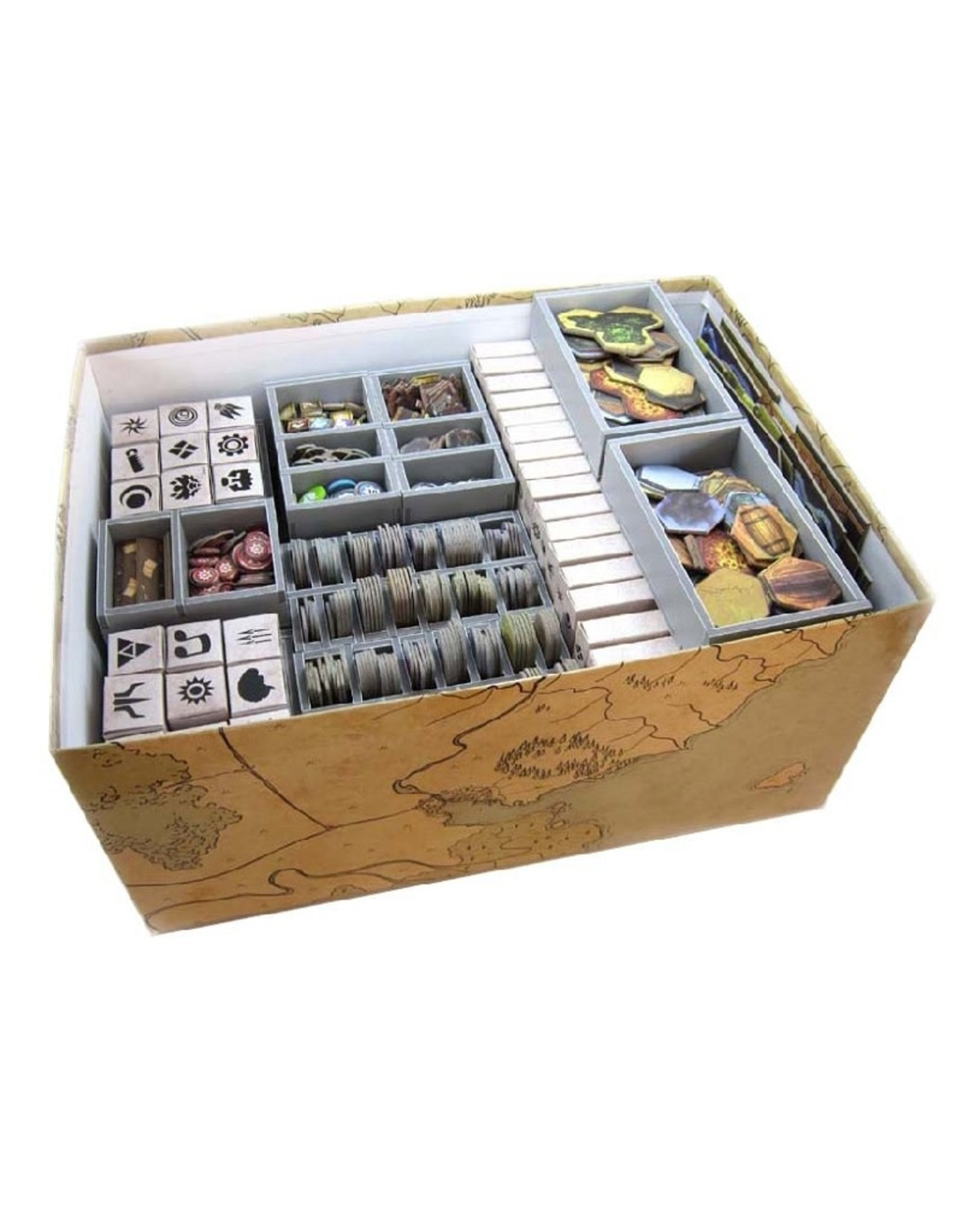 Folded Space Box Insert (Gloomhaven)