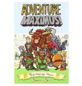 Adventure Maximus! Roleplaying Game Starter Set