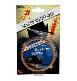 Solve The Mystery Gram