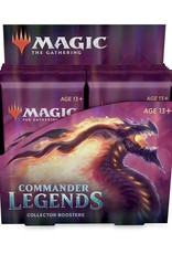 Wizards of the Coast Commander Legends Collector Booster Display
