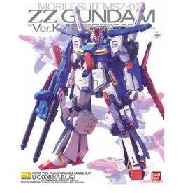 ZZ Gundam Ver. Ka (Master Grade)