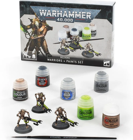 Games Workshop Warhammer 40k Necrons Paint Set