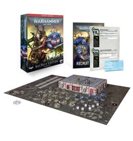 Games Workshop Warhammer 40k Recruit Edition