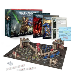 Games Workshop Warhammer 40k Command Edition
