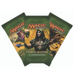 Wizards of the Coast Booster Pack (Eternal Masters)