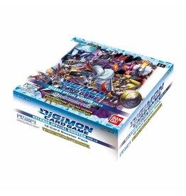Bandai Japan Booster Box (Digimon V1.0)
