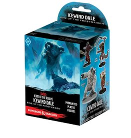 WizKids Icons of the Realms (Rime of the Frostmaiden Booster Box)