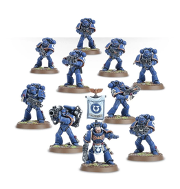Games Workshop Space Marines Tactical Squad