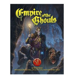 Empire of the Ghouls (Adventure Module)