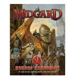 Midgard Heroes Handbook (Sourcebook)