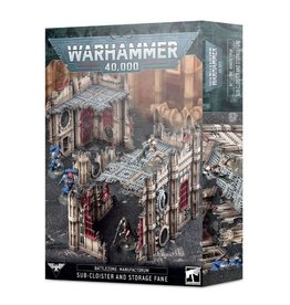 Games Workshop Battlezone: Manufactorum – Sub-cloister and Storage Fane
