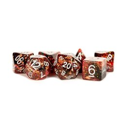 Polyhedral Dice Set (Eternal Fire)