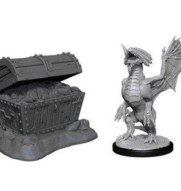 WizKids Bronze Dragon & Treasure