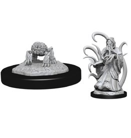 WizKids D&D Mini (Alhoon & Intellect Devourers)