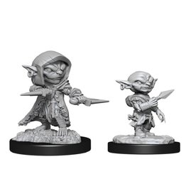 WizKids D&D Mini (Goblin Rogue Male)