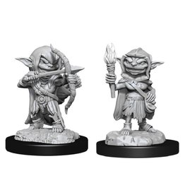 WizKids D&D Mini (Goblin Rogue Female)