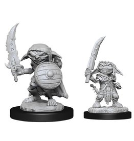 WizKids D&D Mini (Goblin Fighter Male)