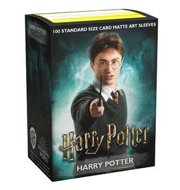 Dragon Shield sleeves (Harry Potter Art)