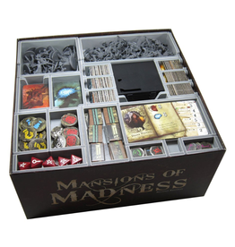 Box Insert (Mansions of Madness 2nd. Ed. & Expansions)