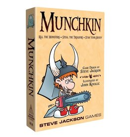 Munchkin Munchkin Card Game (Revised Edition)