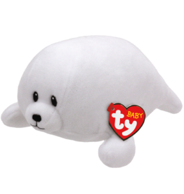Tiny, the Baby White Seal