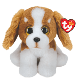 Beanie Baby (Barker, Spaniel Dog)