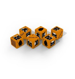 The Shining Dice (6pc D6 set)