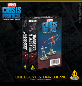 Atomic Mass Games Marvel Crisis Protocol (Bullseye and Daredevil)