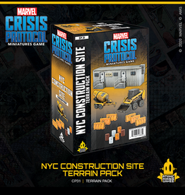 Marvel Crisis Protocol (NYC Construction Site)