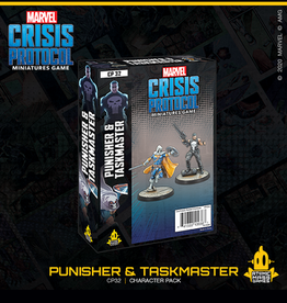 Marvel Crisis Protocol (Punisher and Taskmaster)
