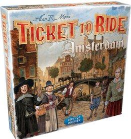 Ticket to Ride (Amsterdam)