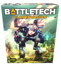 Battletech: Clan Invasion (Kickstarter Edition)