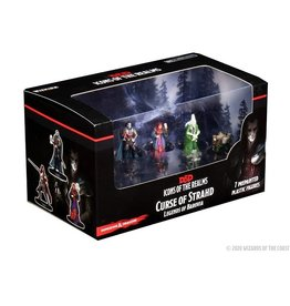 WizKids D&D Icons of the Realms - Curse of Strahd (Legends of Barovia Premium Box Set)