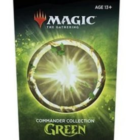 Wizards of the Coast Commander Collection Green