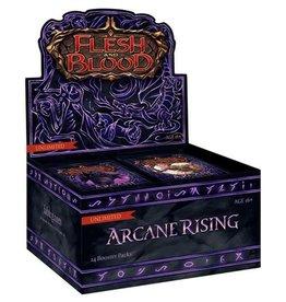 Arcane Rising Booster Display