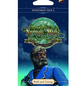 Victory Point Games Nemo's War (Expansion Pack 2 - Bold and Caring)