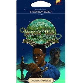 Victory Point Games Nemo's War (Expansion Pack 3 - Dramatis Personae)