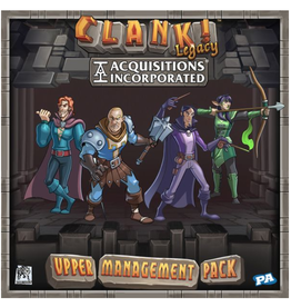 Clank! Legacy (Acquisitions Incorporated Upper Management Pack)