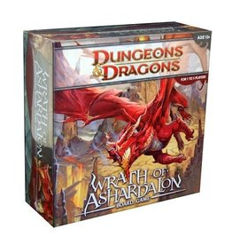 Wizards of the Coast D&D Adventure System Board Game (Wrath of Ashardalon)