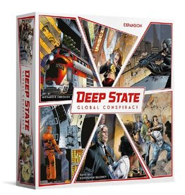 Crowd Games Deep State: Global Conspiracy (Expansion)