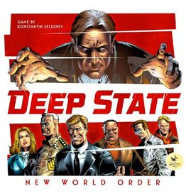 Crowd Games Deep State: New World Order