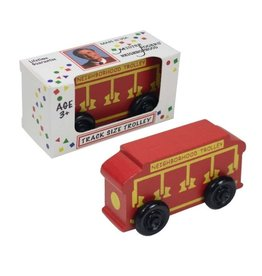 Mister Rogers Trolley (Small)