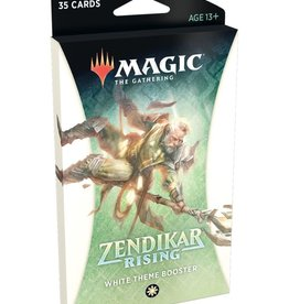 Wizards of the Coast Theme Booster (Zendikar Rising)