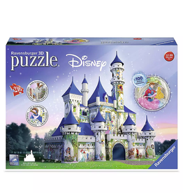 Ravensburger Disney Castle 3D (216pc)