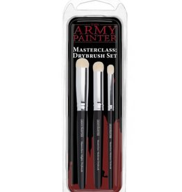 The Army Painter Masterclass Drybrush Set