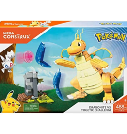 Mega Construx (Dragonite vs. Togetic Challenge)